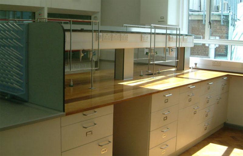 Cambridge University Lab Furniture