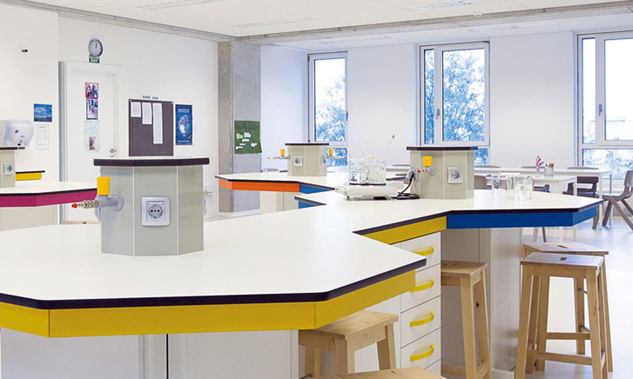 Colour your Lab Laboratory Talk