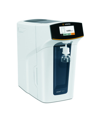 ultrapure water purification systems