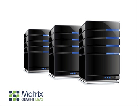The Matrix Gemini LIMS from Autoscribe Informatics