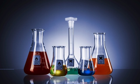 Acetic acid is a common and widely used colourless, liquid carboxylic acid