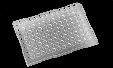 DNase/RNase- and pyrogen-free PCR plates from Porvair Sciences