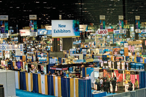 Pittcon exhibitors
