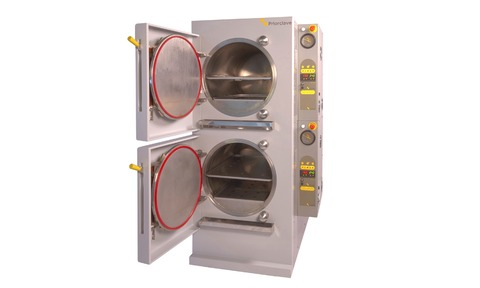 Priorclave Stackable Autoclaves