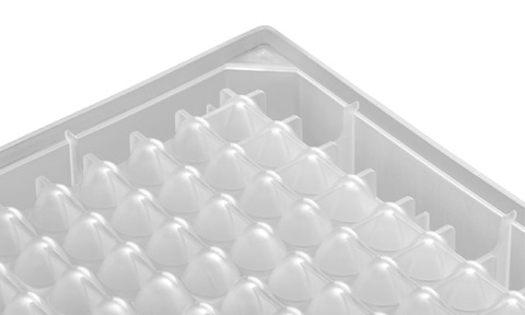 Porvair's Seed Genomics microplate
