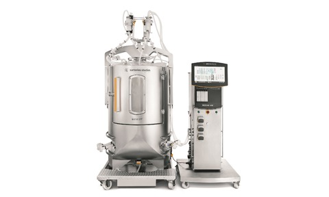Single-use bioreactor BIOSTAT STR (500L)