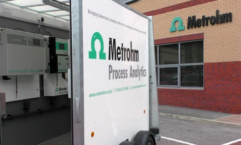 Metrohm Process Analytics Evaluation Station