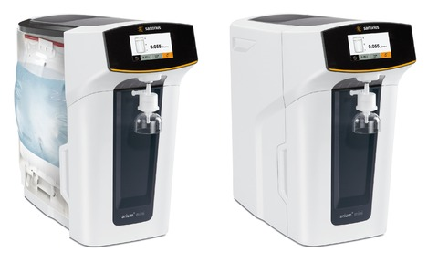 arium mini Ultrapure Water System