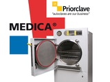 Priorclave will be exhibiting at Medica in Dusseldorf