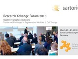 Sartorius Research Xchange Forum