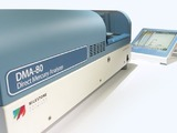 DMA-80 mercury analyser