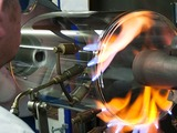 Radleys has its own training programme for scientific glassblowers