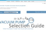 Vacuum Pump Selection Guid