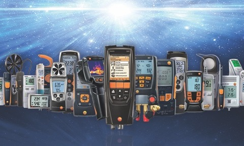 Testo UK is celebrating 35 years with a monthly prize draw