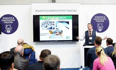 The CPD-certified conference programme for Lab Innovations has been announced