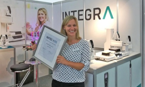 INTEGRA Biosciences received a prestigious Basel Life MipTec Product Innovation Award 2018