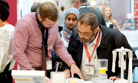 More than a third of exhibitors will be launching new products at Lab Innovations