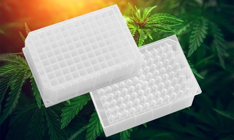 Porvair Sciences' Plant Genomics microplate