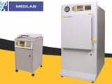 Medlab is the ideal opportunity for Priorclave to feature its full autoclave range