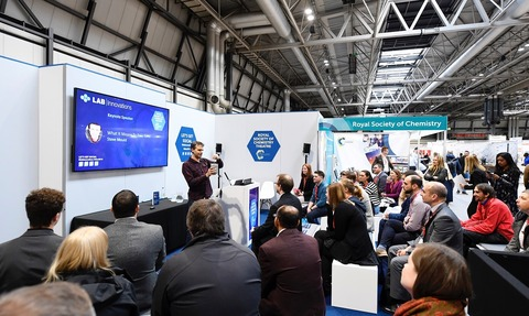 Lab Innovations 2019 will feature up to 35 hours of CPD accredited presentations