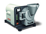 Disk Mill PULVERISETTE 13 premium line is designed for efficient fine grinding of hard-brittle to me