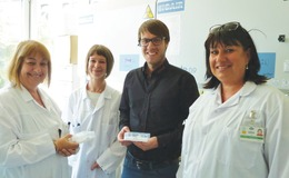 The Institutional Biobank of Lausanne (BIL) was created to support clinical research