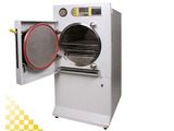 The QCS 100 laboratory autoclave