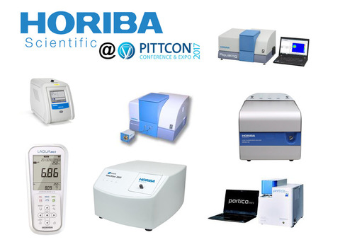 horiba at pittcon 2017