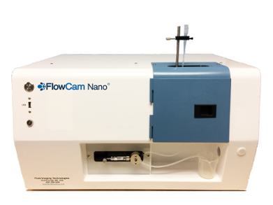 flowcam nano available in the UK from Meritics