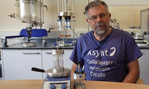 Asynt has introduced a second-generation version of its DrySyn OCTO reaction station