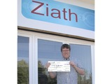 Ziath has donated to the Cambridge City Foodbank