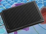 Porvair Sciences' Krystal Glass Bottom microplate with Schott D 263 M technology