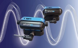 Atrato and Metraflow ultrasonic flowmeters are able to resolve ultrasonic signals to about 50 picoseconds.