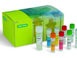 Bio-Rad's SingleShot Kits include an RNA control template and qPCR assay